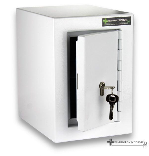 CDC001 Controlled drugs cabinet door open