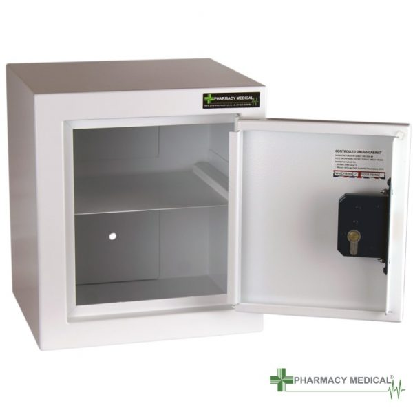 CDC002 Controlled Drugs Cabinet with shelf