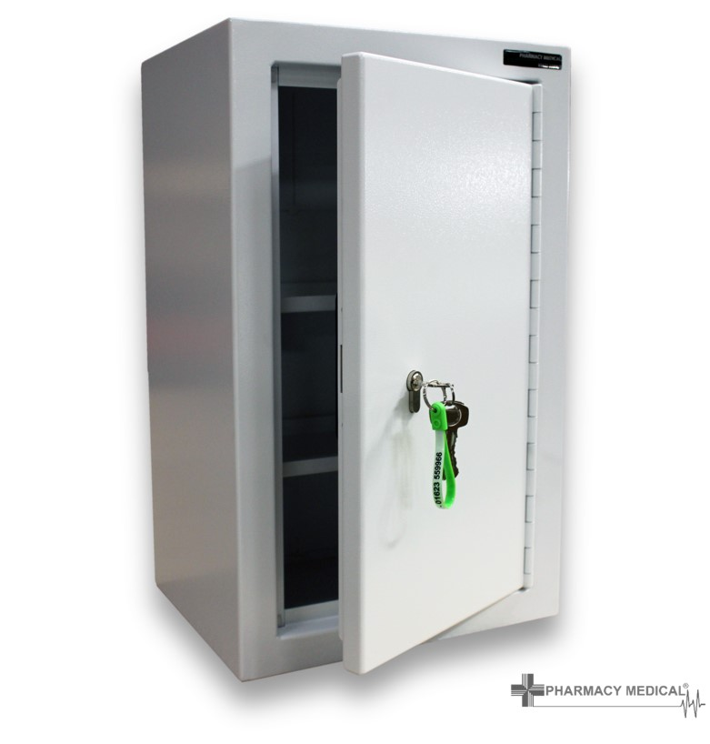 CDC1010 Controlled Drugs Cabinet open