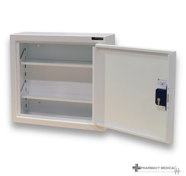 CDC101S Controlled drugs cabinet open