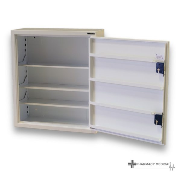 CDC103 Controlled Drugs Cabinet open fully
