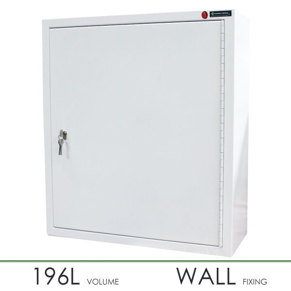 CDC103WL controlled drugs cabinet with warning light