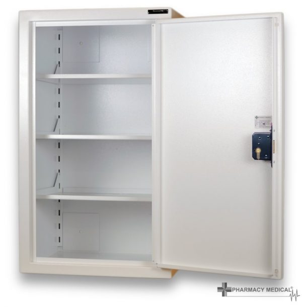 CDC1040 Controlled drugs cabinet fully open