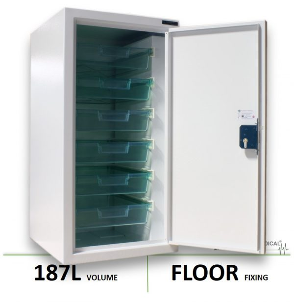 CDC107 Controlled drugs cabinet main image