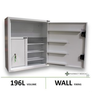 CDC303 Controlled drugs cabinet main image