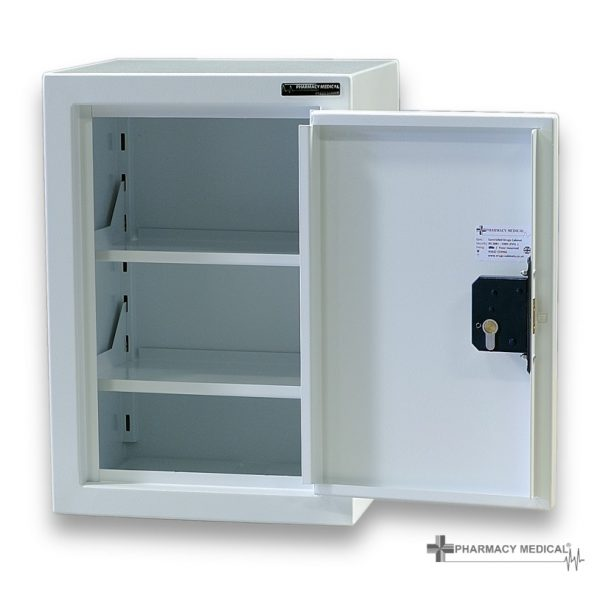 CDC905 Controlled Drugs Cabinet fully open