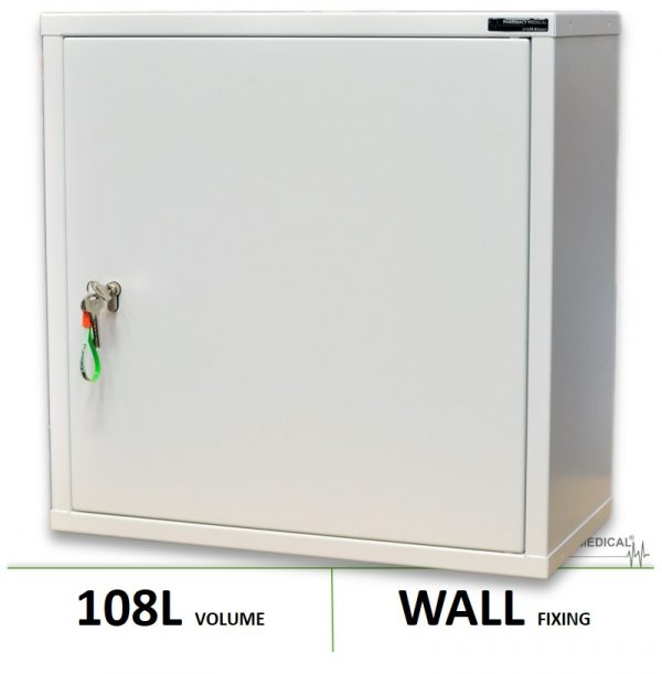 CMED200 Medicine cabinet with internal Controlled Drugs Cabinet