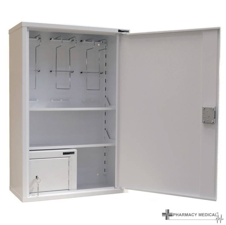 Cmed300 Medicine Cabinet With Internal Controlled Drugs