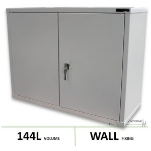 CMED401 medicine cabinet with internal controlled drugs cabinet