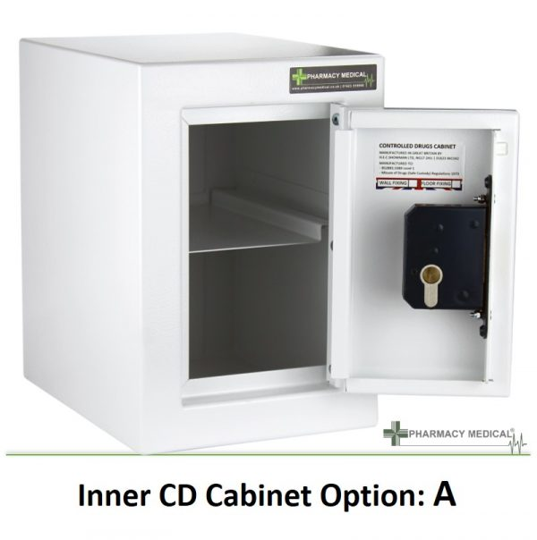 Internal CD Cabinet option A