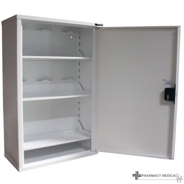 MED300 Medicine Cabinet open