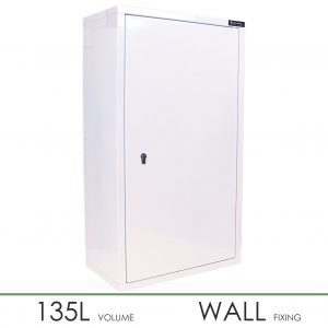 CMED350 medicine cabinet with internal controlled drugs cabinet