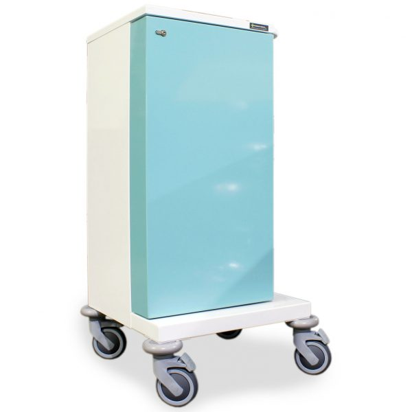 Single Door MDS Drugs Trolley