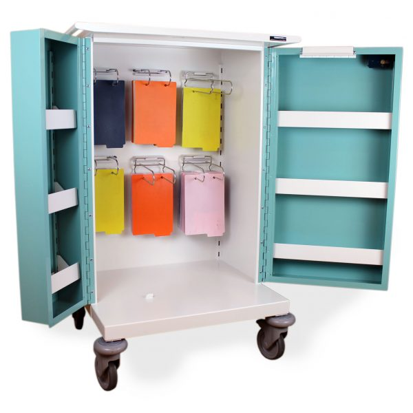 PM210 Medicine Drugs Trolley