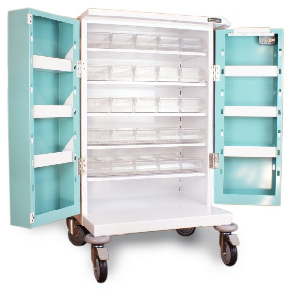 PM650 Original Packaging Trolley