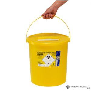 22l sharps bin