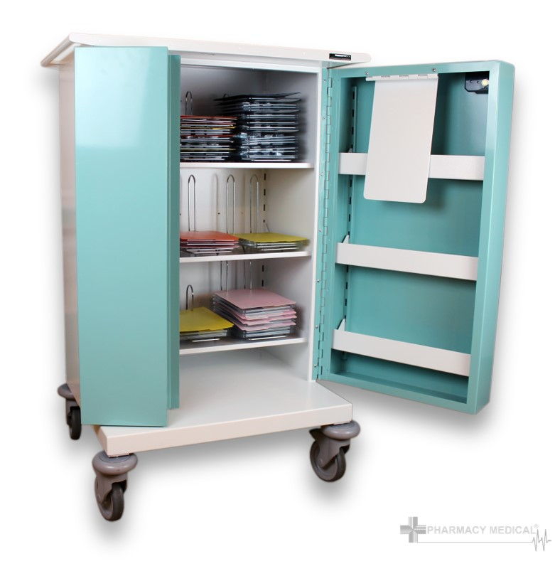 PM220 MDS Drugs trolley