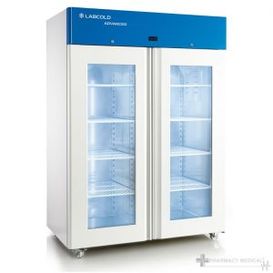 Large Capacity Advanced Pharmacy Fridges
