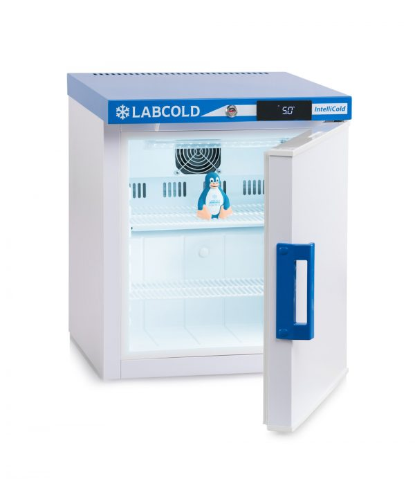 Labcold Pharmacy Fridge RLDF0119 open