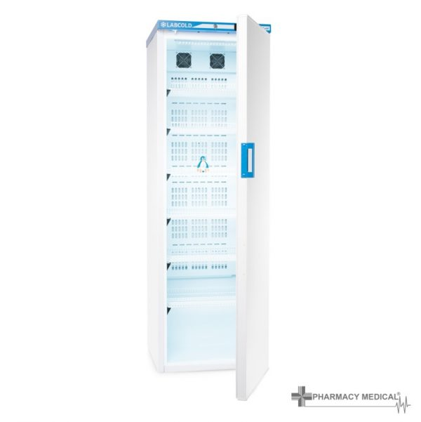 Labcold Pharmacy Fridge RLDF1519 open