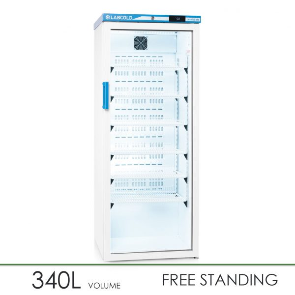 Labcold Pharmacy Fridge RLDG1019