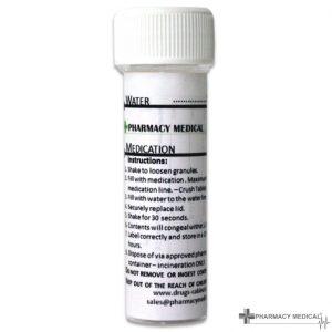 single ampule drug denaturing kit