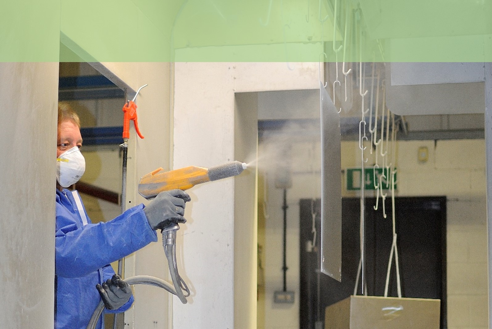 Controlled Drugs Cabinets powder coating