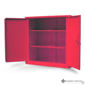 Agrochemical CoSHH Cabinets