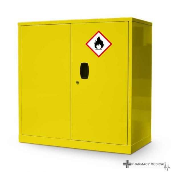 haz1294d hazardous substance cabinet