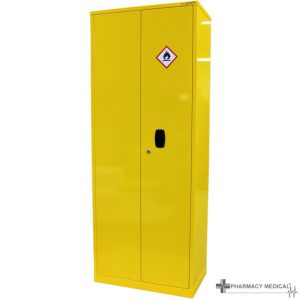 haz1874d hazardous substance cabinet