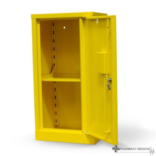 HAZ944 Hazardous substance cabinet