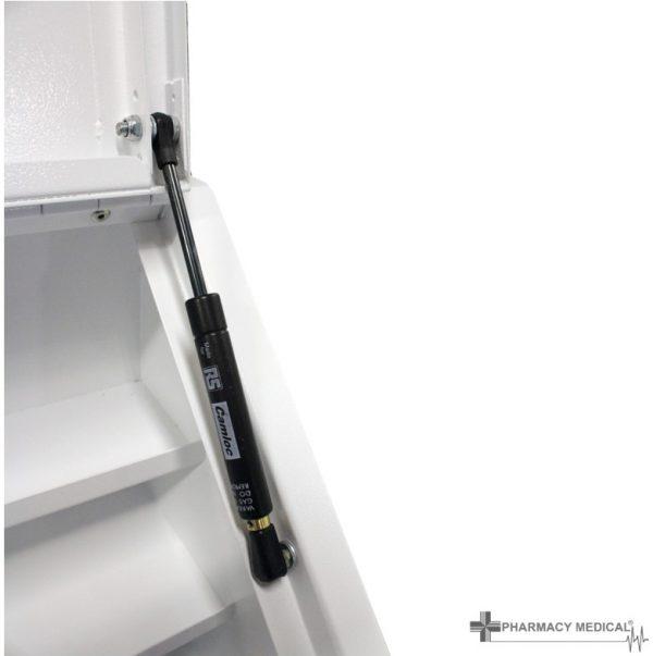 high capacity dispensing trolley