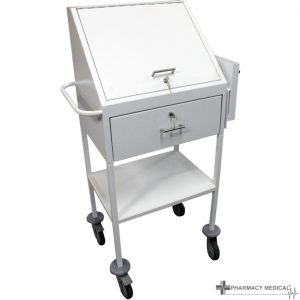 high capacity dispensing trolley