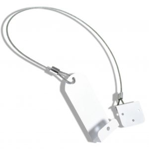 MDS Drugs Trolley Security Wall Clamp