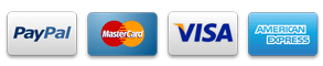 Controlled Drugs Cabinets payment options, Visa, Mastercard, American Express and Paypal