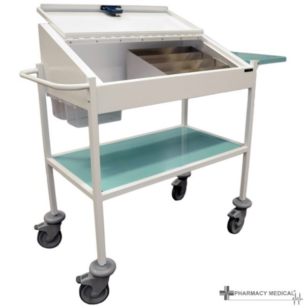 small dispensing trolley