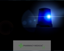 Ambulance service controlled drugs cabinets