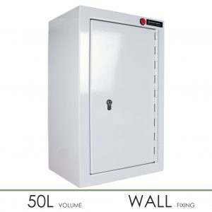 CDC1010WL Controlled drugs cabinet with warning light main image