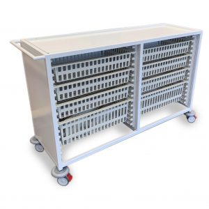 Double HTM71 Trolley