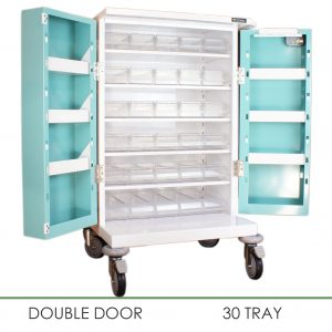 PM655 Original Packaging Trolley