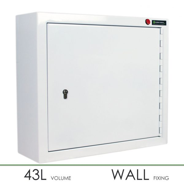 CDC101SWL Controlled drugs cabinet with warning light main image