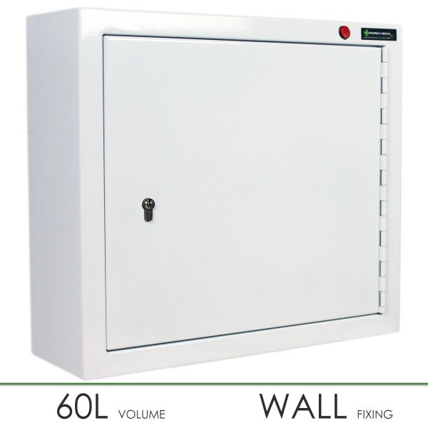 CDC102SWL Controlled drugs cabinet with warning light main image