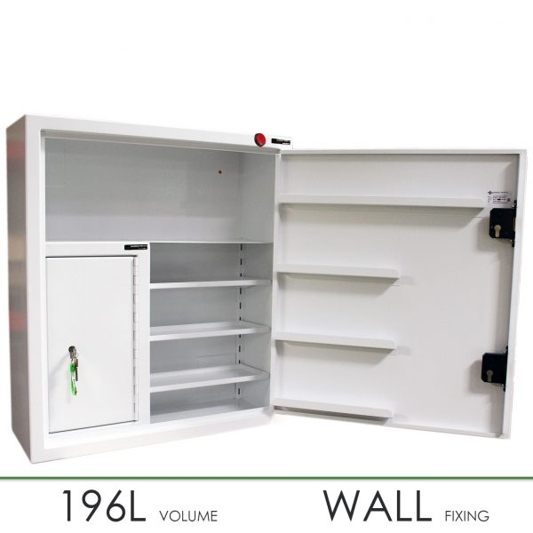 CDC303WL Controlled Drugs Cabinet