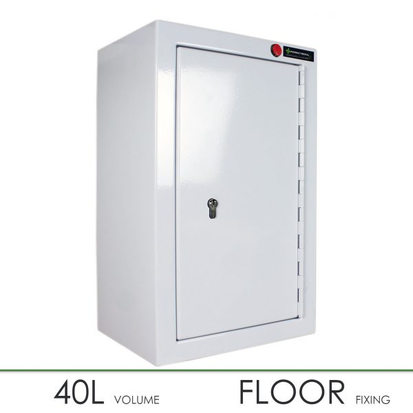 CDC905WL Controlled drugs cabinet with warning light main image